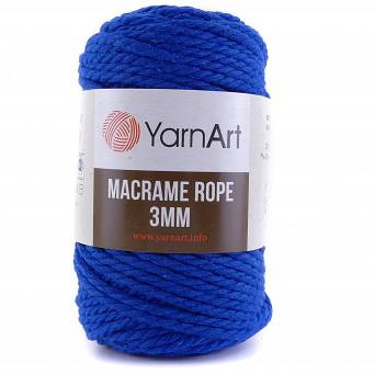 Macrame Rope 3 mm.  772