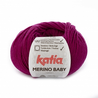 Merino Baby Superwash  61
