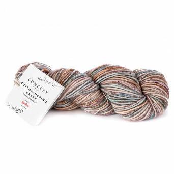 Cotton Merino Craft  206