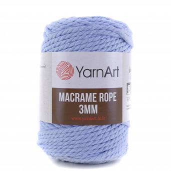 Macrame Rope 3 mm.  760