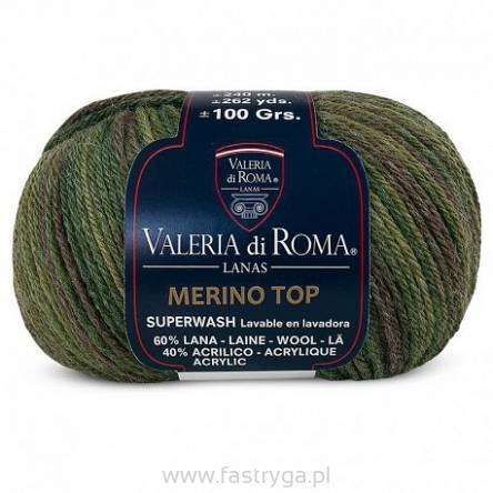 Merino Top Estampa   727