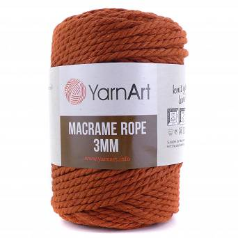 Macrame Rope 3 mm.  785