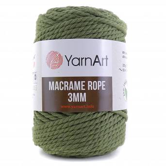 Macrame Rope 3 mm.  787