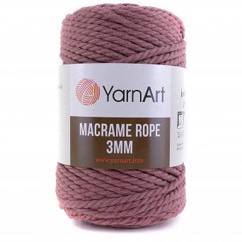 Macrame Rope 3 mm.  792