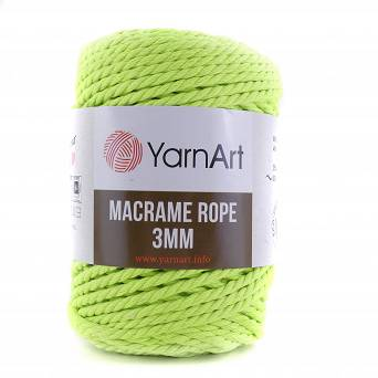 Macrame Rope 3 mm.  802