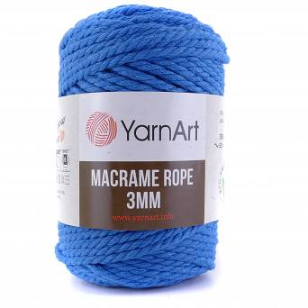 Macrame Rope 3 mm.  786