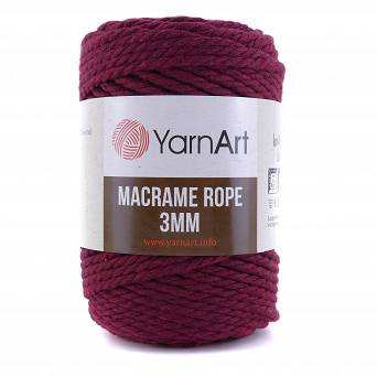 Macrame Rope 3 mm.  781