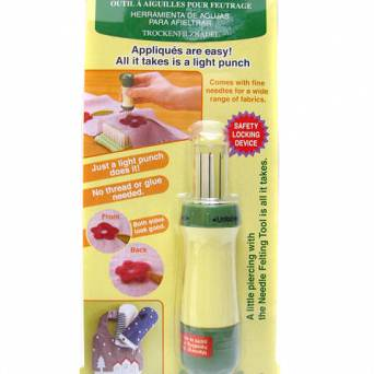 Felting needle set